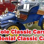 About Cole Classic Cars vs Colonial Classic Cars - Engine,Cylinders,Tires,Break,Model,Years,Serial numbers,Battery,System and Other Information.