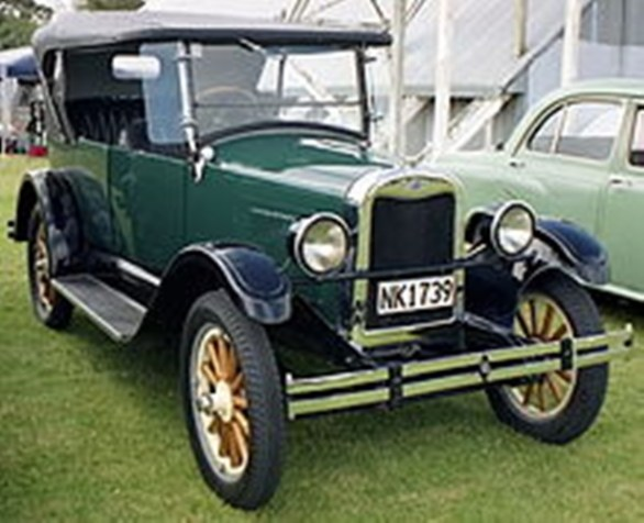 Cole Classic Cars vs Colonial Classic Cars