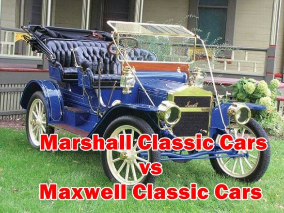This Article include information of Marshall vs Maxwell Classic Cars All the spare parts details,Model,Type,Serial numbers,Cylinders and Sale price.