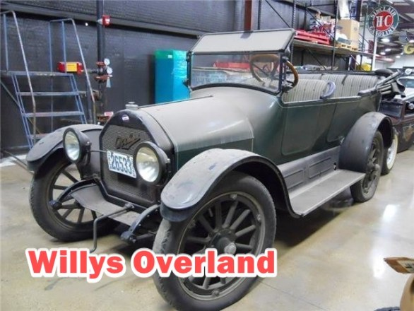 This Article is about Willys Overland Vintage car details about Models,Sale Price,Spare Parts,and Production details with Serial Numbers from 1914 to 1921.