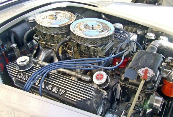The Fuel System of Old Cars