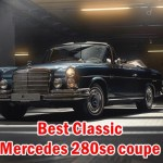 Best Classic - Mercedes 280se coupe