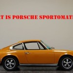 What is Porsche Sportomatic?