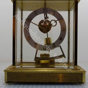 Electric clock parts