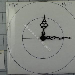 Schippertje clock