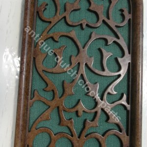 Fretwork sound windows plastic