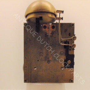 Schlenker & Schmid clock parts