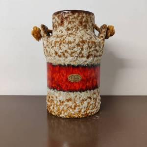 Jopeko Keramik Fat Lava Vase