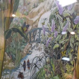 Butterfly Farm Watercolour