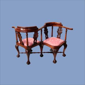 Victorian Love / Conversation Seat