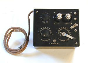 RCA Radiola Model III Radio (1924)