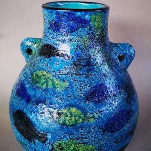 Rare Bitossi design vase