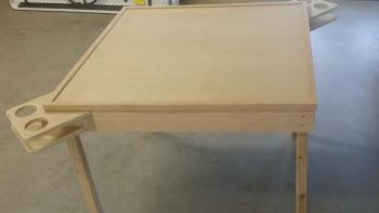 Permalink to: Handmade Domino Tables
