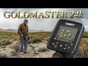 NEW Garrett Gold Detector