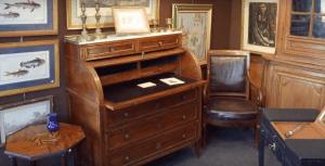 Foire de la Bastille Antique Desk