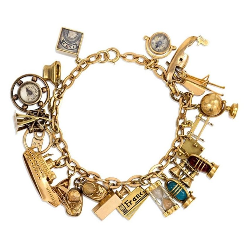 Sourcing Paris Flea Markets for Jewelry Pieces-Chanel