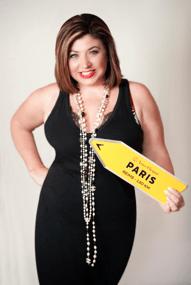 Toma Clark Haines CEO of The Antiques Diva & Co, exclusive official tour guides at Paris Flea Market Paul Bert Serpette