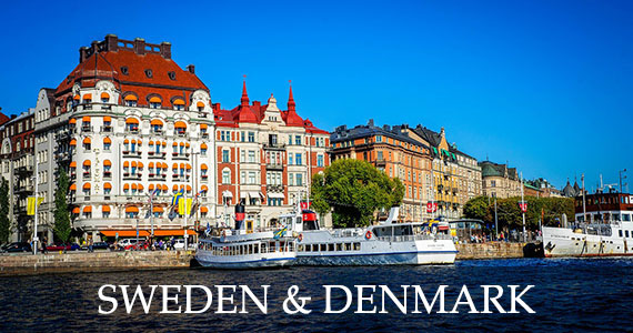 Sweden and Denmark Antiques Buying Tours with The Antiques Diva & Co