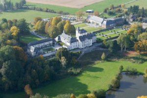 Chateau Deulin Antiques Fair Belgium