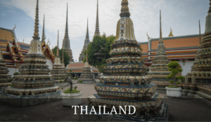 Wat Po Thai Temple Thailand Antique Tours with The Antiques Diva & Co