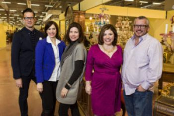 Design Inspiration Tour with The Antiques Diva