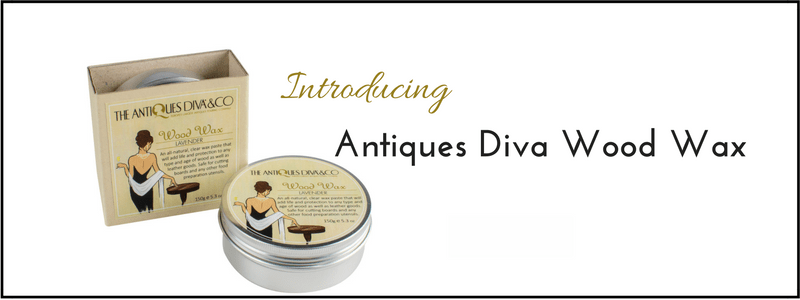 Introducing Antiques Diva Wood Wax