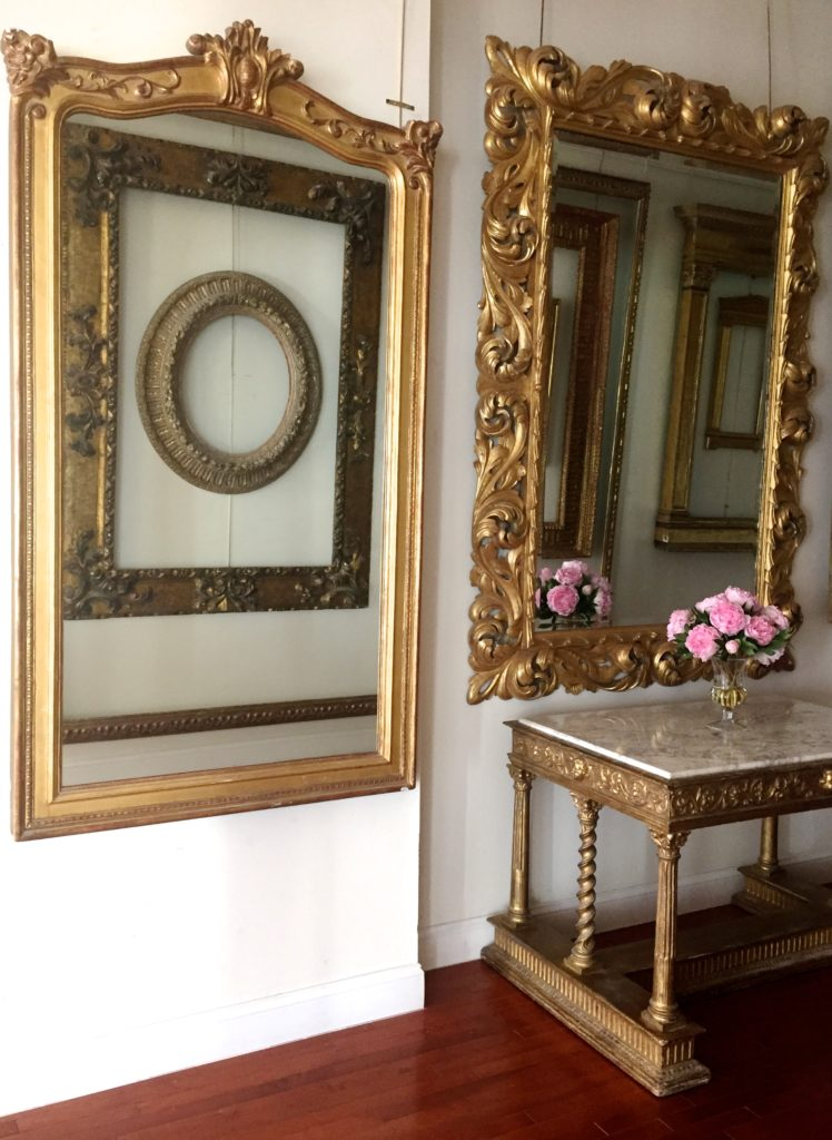 Restored Antique Frames by Diego Salazar