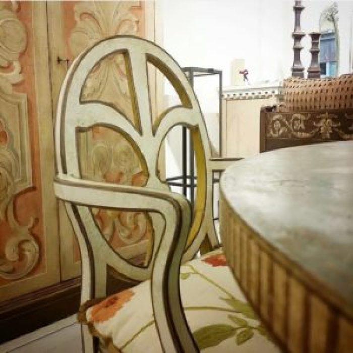 Painted Interior Arts by PORTE ITALIA INTERIORS