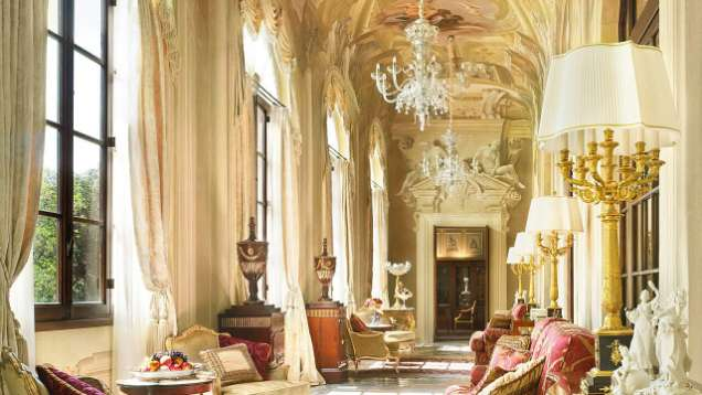 Four Seasons Hotel Firenze - Weekend in Florence   Toma Clark Haines   The Antiques Diva