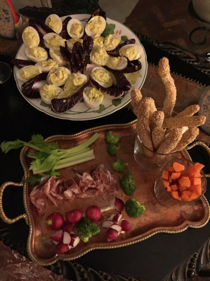 An American Thanksgiving in Paris   Toma Clark Haines   The Antiques Diva