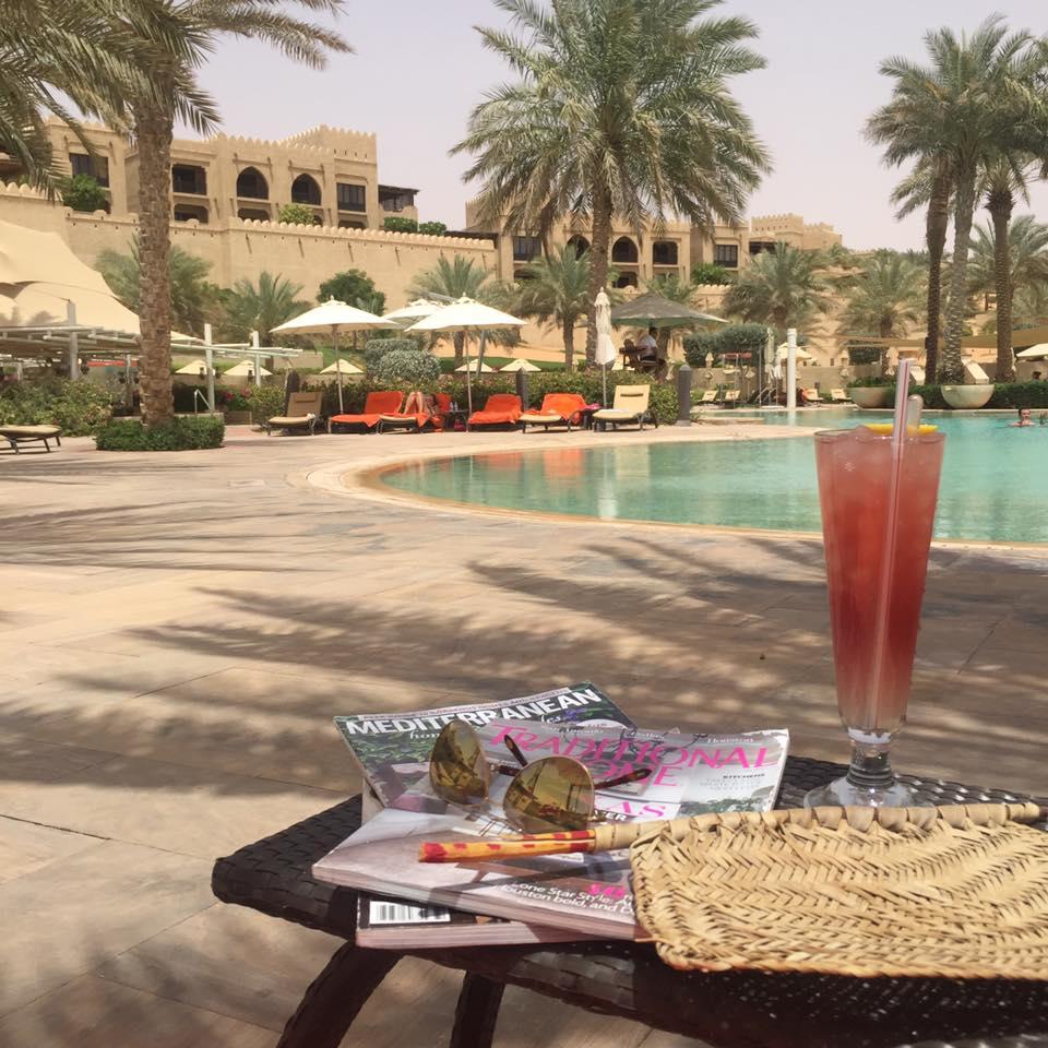 Toma Clark Haines | Camel Ride | Liwa Desert