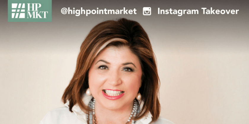 Toma Clark Haines HPMKT Instagram Takeover | The Antiques Diva & Co