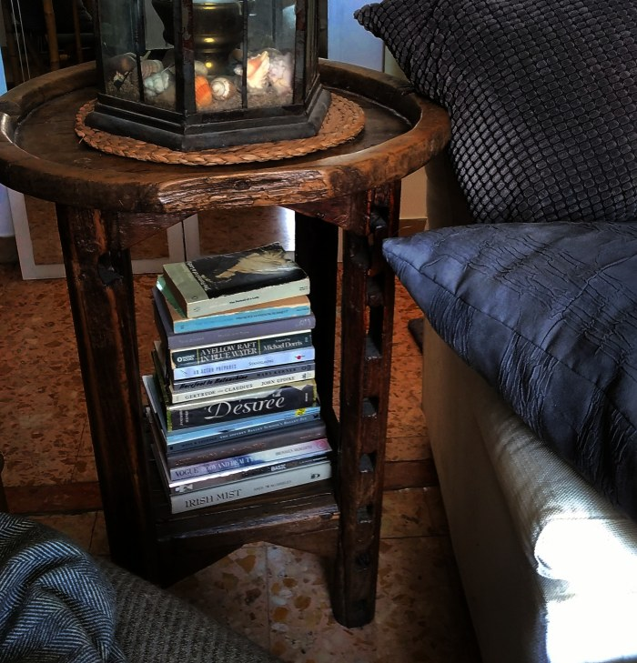 Inspiring Ideas for Using Books as Decor | The Antiques Diva