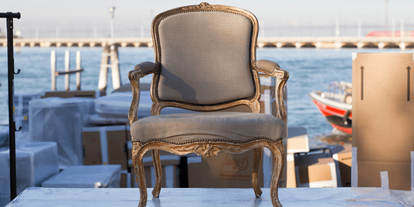 Moving to Venice | The 10 Year Challenge: Business Inspiration | Toma Clark Haines | The Antiques Diva & Co
