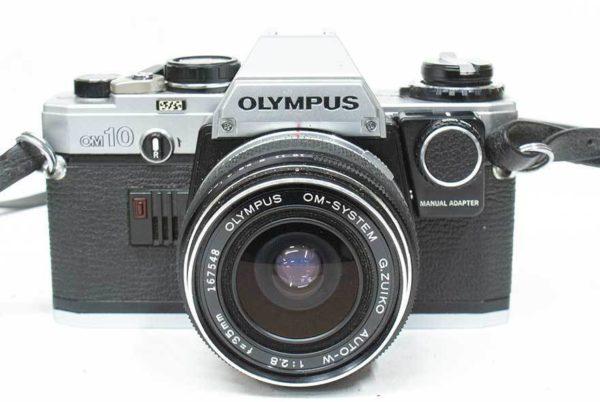 オリンパス フィルムカメラ OM10