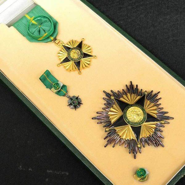 セネガル共和国勲章