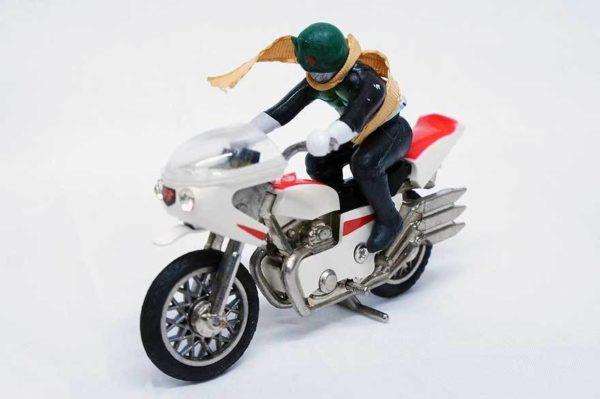 仮面ライダー ミニミニサイクロン号