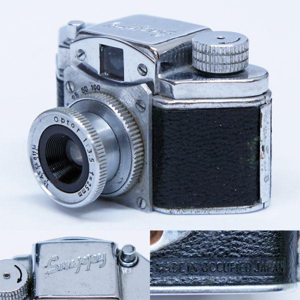Snappy ミニカメラ