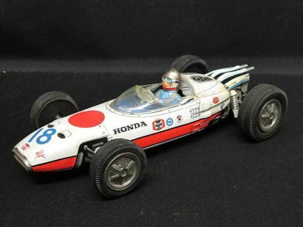 アサヒ玩具 ブリキ ATC ホンダ F1レーシングカー