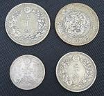 明治後期~の日本の銀貨