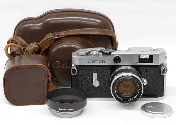Camera P