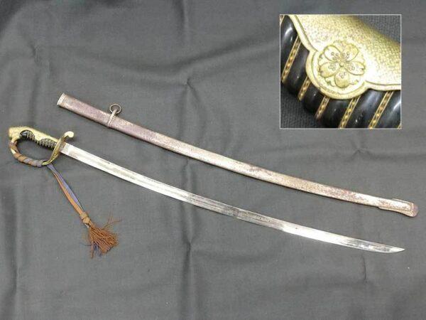 尉官指揮刀