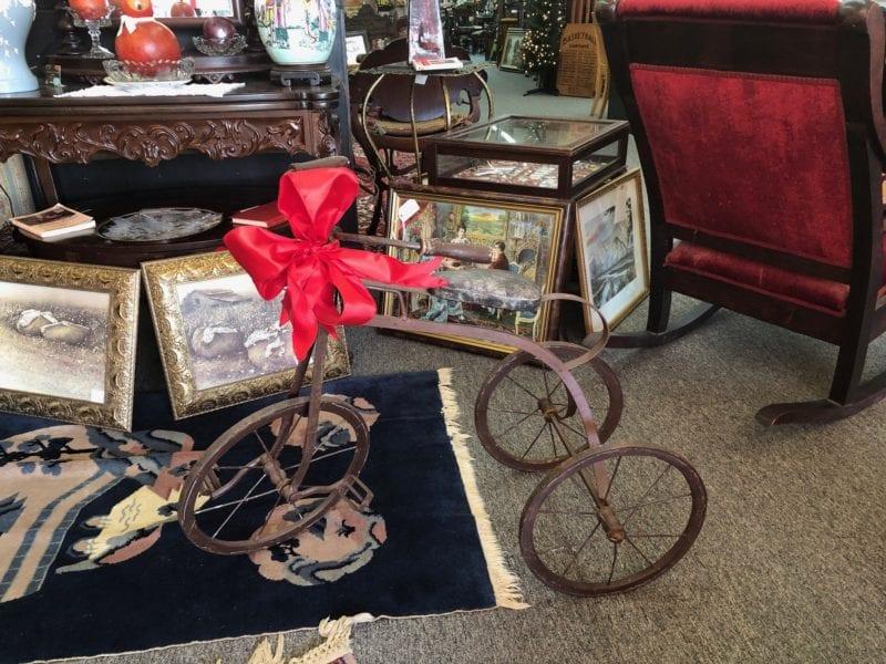 Antique Tri-cycle