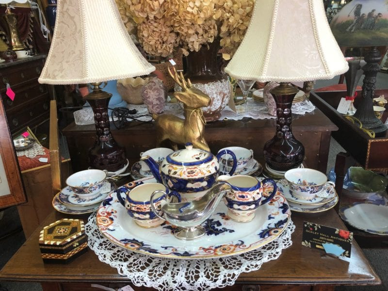 Sadler Teapot Set