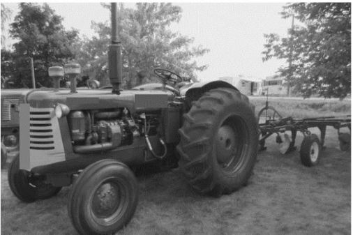 Tractor 9