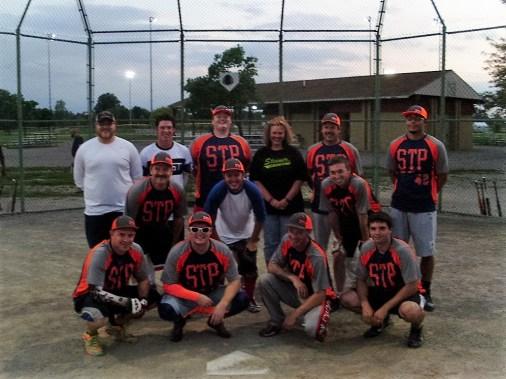 STP softball team