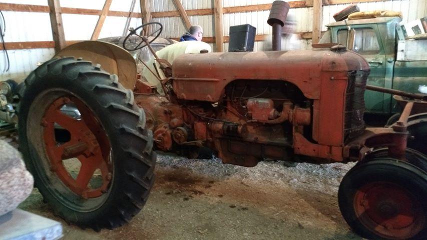 Case DC Tractors