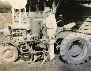 1952 CA Allis Chalmers Tractor