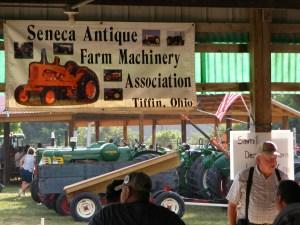 OH - Seneca County Antique Farm Machinery Assn. @ Seneca County Fairgrounds