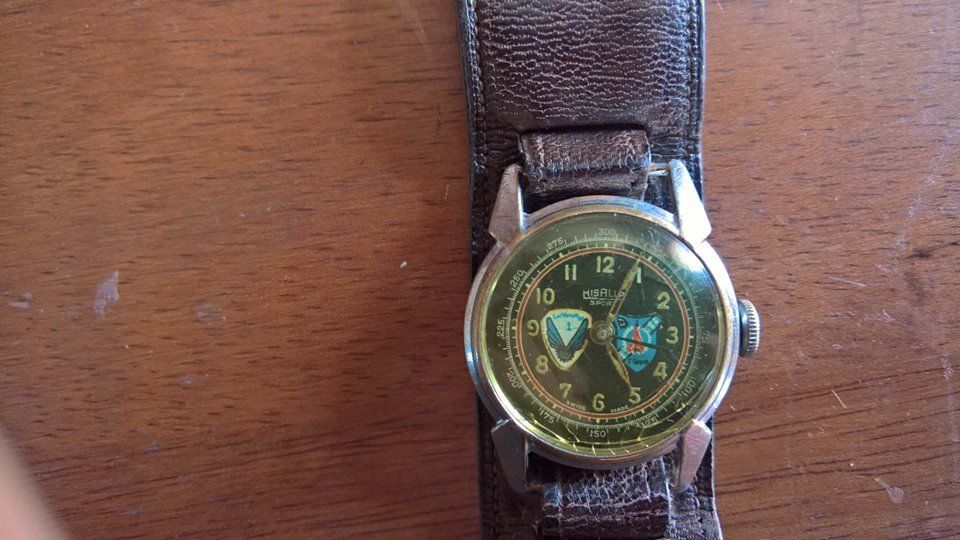German WW2 Watch